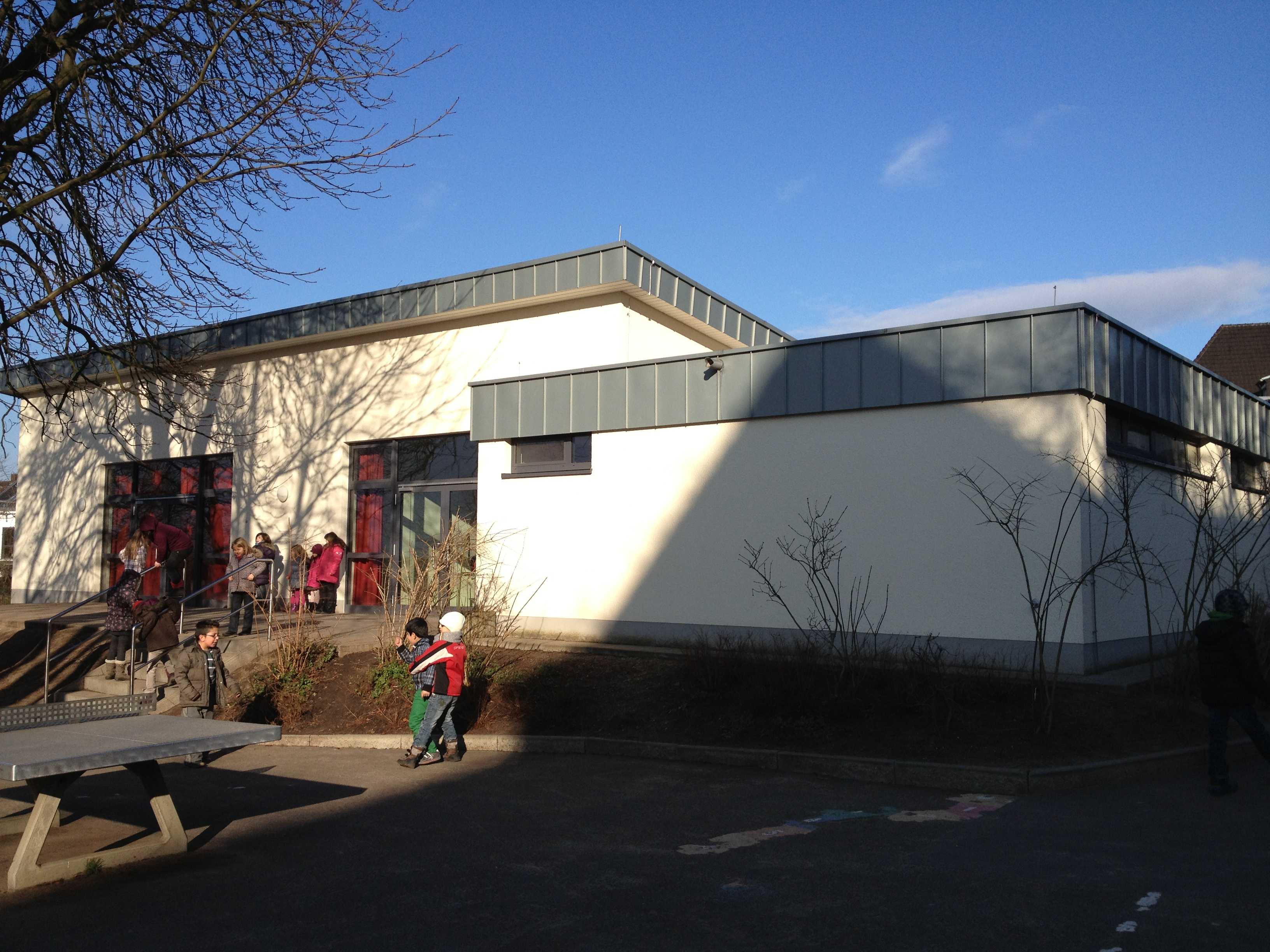 Msm Architekten erweiterung grundschule wolsdorf architekten msm